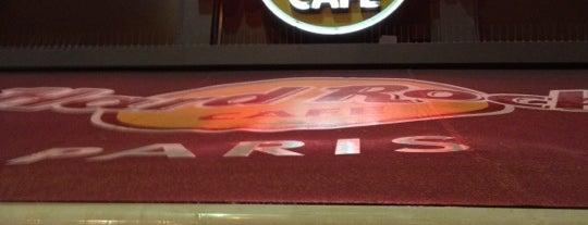 Hard Rock Cafe Paris is one of เที่ยวช้อปปิ้ง Paris!.