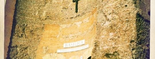Basilica di Santa Maria degli Angeli e dei Martiri is one of Da non perdere a Roma.