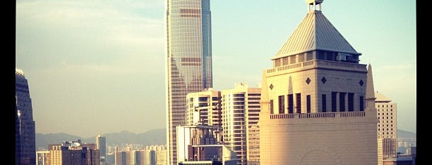 Azure Restaurant & Bar is one of Hong Kong.