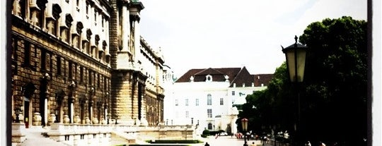Burggarten is one of Vienna City Badge - Blue Danube.
