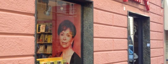 La Feltrinelli Point is one of Savona - Far from common places.