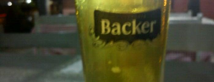 Cervejaria Backer is one of O caminho das Tchelas BH.
