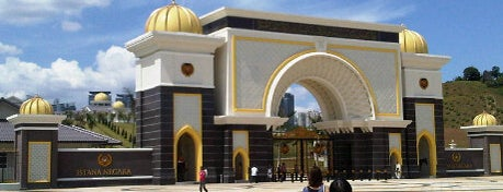 Istana Negara (National Palace) is one of Cool KL.