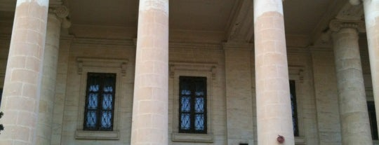 Law Courts is one of Malta Cultural Spots.