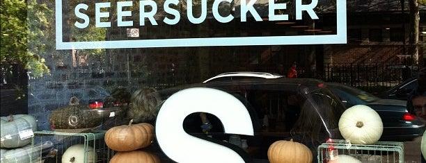 Seersucker is one of Things to C in NYC.