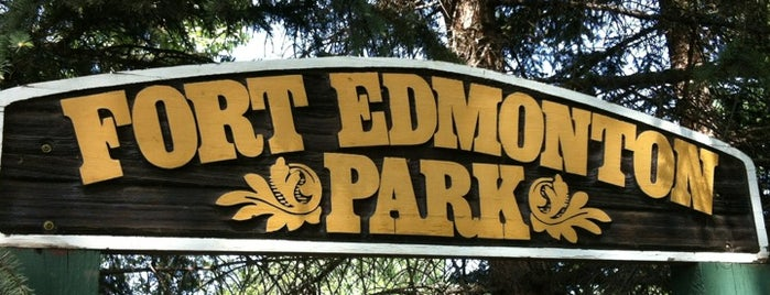 Fort Edmonton Park is one of Best places in Edmonton, Canada.