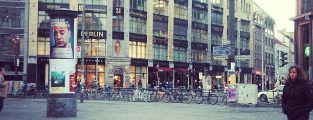 Hackescher Markt is one of My Berlin.
