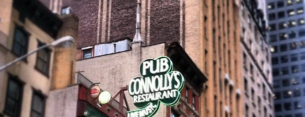 Connolly's Pub & Restaurant is one of Bars.