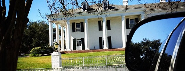 Louisiana Governor's Mansion is one of Baton Rouge Things to Do.
