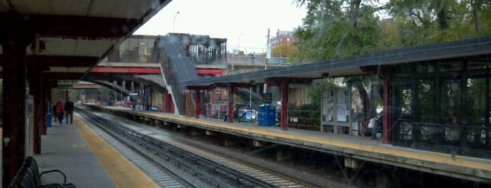 Metro North - Fleetwood Train Station is one of Harlem Line (Metro-North).