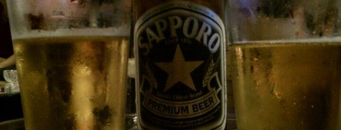 Shabu Shabu Bar is one of Happy Hour!!!!.
