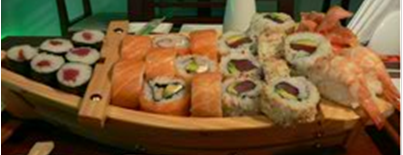 Tobu Sushi is one of Restaurantes, Bares, Cafeterias y el Mundo Gourmet.