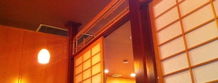 Tai Show North Japanese Restaurant is one of Guide to Stony Brook's best spots.