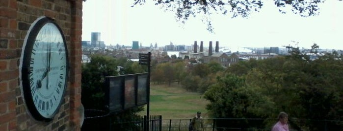 Royal Observatory is one of London as a local.
