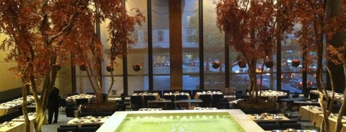 The Four Seasons Restaurant is one of Must-visit Food in New York.