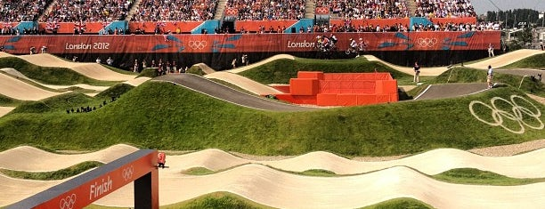 London 2012 BMX Track is one of London.
