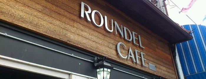 Roundel Cafe is one of Great Breakfast Joints in Vancouver.