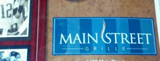 Main Street Bar & Grille is one of Dining Tips at Restaurant.com Boston Restaurants.