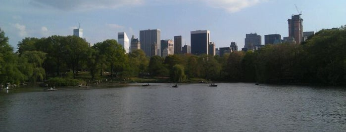 Central Park Boathouse is one of Eating New York City.