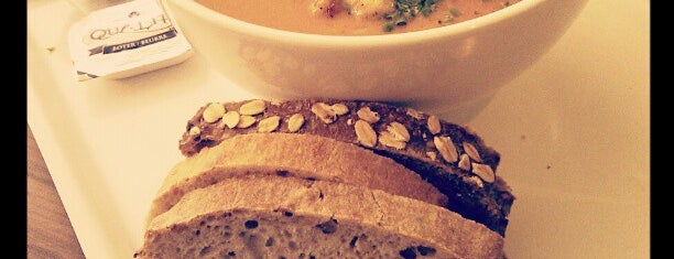 Soup'r is one of To-Do in Ghent.
