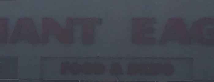 Giant Eagle Supermarket is one of Most common..