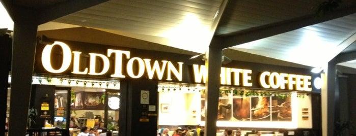 OldTown White Coffee is one of Cafe & Kopitiam.