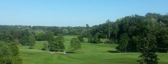 Rosedale Golf Club is one of Parks around Y&E.