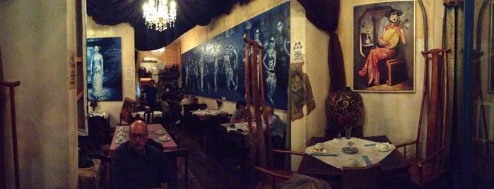 Art Salon 屋里香 is one of Shanghai.
