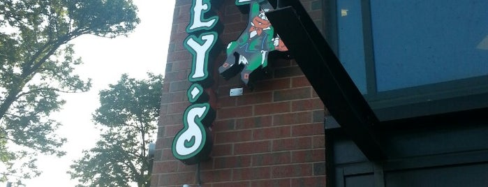 Looney's Pub is one of Local Redskins Rally Bars.