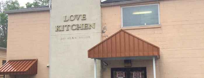 Love Kitchen is one of Favorite places to EARLY VOTE!.