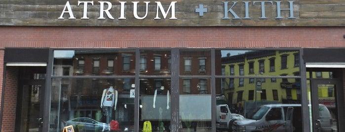Atrium + Kith is one of SxSWi Kickshopping.