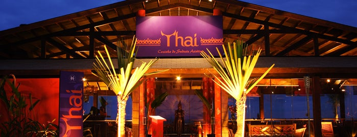 Thai Restaurante is one of restaurantes São Paulo.