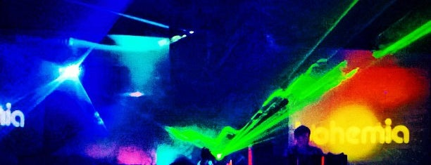 Bohemia Nightclub is one of Guide to Torbay's best spots.