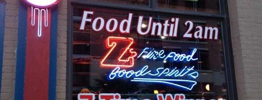 Z's Bar & Restaurant is one of #MyBars.