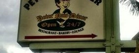Peter Pan Diner is one of Gayborhood #FortLauderdale #WiltonManors.