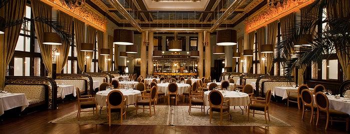 Brasserie de Metropole is one of ресторации.