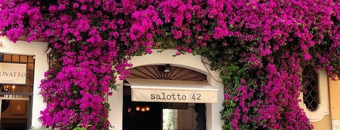 Salotto 42 is one of Favorite Nightlife Spots.