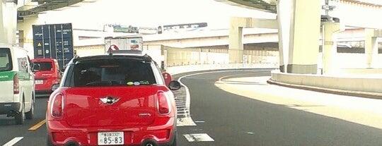 首都高 堀切JCT is one of 高速道路.