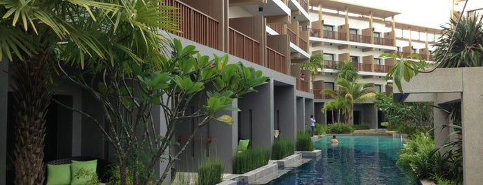 Mercure Krabi Deevana is one of Hotel.