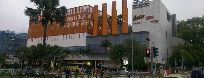 Sembawang Shopping Centre is one of Retail Therapy Prescriptions.