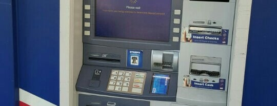 U.S. Bank ATM is one of My Most Visited Places!.