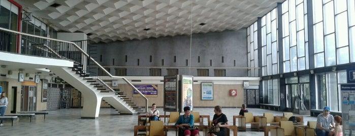 Železniční stanice Havířov is one of Železniční stanice ČR: H (3/14).
