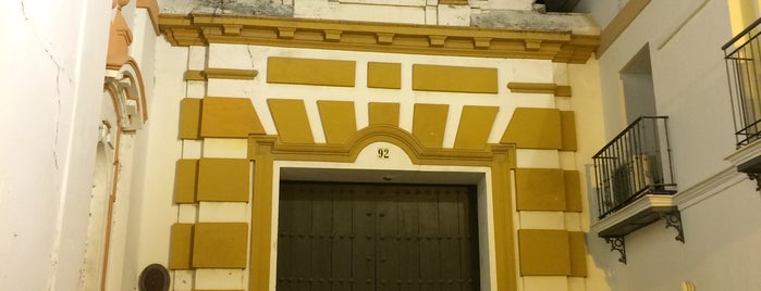 Intra - Conventus (Conventos Intramuros Sevilla)