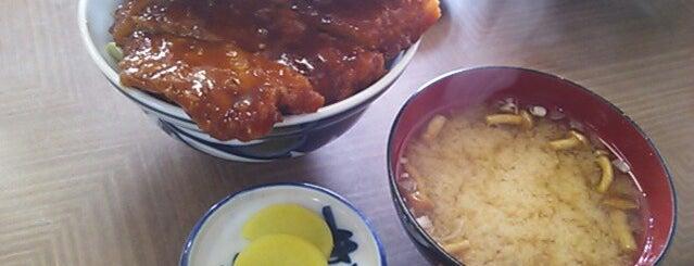 かくだい食堂 is one of The 麺.