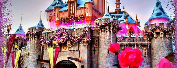 Fantasyland is one of Disneyland.