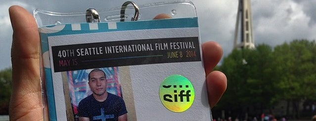 SIFF Cinema is one of Seattle Theaters.
