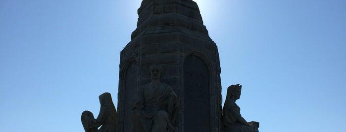 Pilgrim National Monument is one of Landmarks.