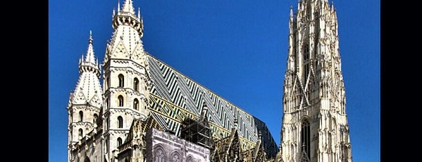 Stephansdom | St. Stephen's Cathedral is one of 04 Vienna.