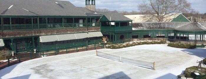 Bill Talbert Stadium Court is one of Landmarks.