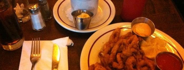 Schiller's Liquor Bar is one of Where to #EatDownTipUp.